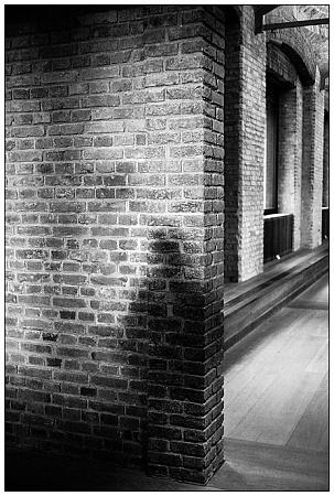 Brick wall romance